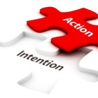 Intent Supersedes Action